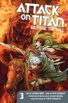 Attack on Titan: Before the Fall Vol. 3 - Hajime Isayama, Ryo Suzukaze, Satoshi Shiki