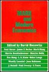 Marx And Modern Economics - David Horowitz