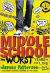 Middle School: The Worst Years of My Life - Laura Park, Chris Tebbetts, James Patterson