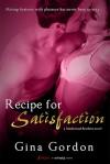 Recipe for Satisfaction - Gina Gordon, Carly Robins, Audible Studios