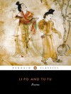 Li Po and Tu Fu: Poems - Li Bai, Du Fu, Arthur Cooper, Shui Chien-Tung, Tu Fu