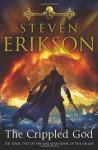 The Crippled God - Steven Erikson, Steven Erikson