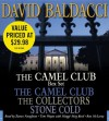 The Camel Club / The Collectors / Stone Cold - Ron McLarty, James Naughton, Tom Wopat, Maggi-Meg Reed, David Baldacci
