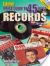 Goldmine Price Guide to 45 RPM Records - Martin Popoff