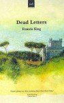 Dead Letters - Francis King
