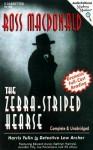 The Zebra-Striped Hearse (Audio) - Ross Macdonald, Harris Yulin