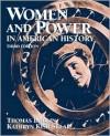 Women and Power in American History - Kathryn Kish Sklar, Thomas Dublin