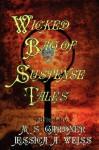 Wicked Bag of Suspense Tales - Jaidis Shaw