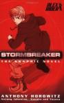 Stormbreaker: The Graphic Novel - Anthony Horowitz, Antony Johnston, Kanako Damerum, Yuzuru Takasaki