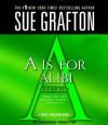 A Is For Alibi (Audio) - Mary Peiffer, Sue Grafton