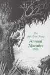 The Ash-Tree Press Annual Macabre 1997 - Jack Adrian, Rob Suggs, Patricia Wentworth, Jessie Douglas Kerruish, Carola Oman, Mollie Panter-Downes