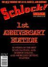 Schlock! Webzine Anniversary Edition - Gavin Chappell, James Rhodes, Thomas C. Hewitt, Obsidian M. Tesla, James Talbot, C. Priest Brumley, Bryan Carrigan