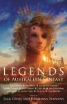 Legends of Australian Fantasy - Jack Dann, Juliet Marillier, Sean Williams, Kim Wilkins