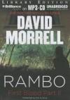 Rambo: First Blood Part II - David Morrell, Eric G Dove