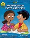 Multiplication Facts Made Easy 3-4 - Barbara Bando, Ph.D. Irvin, Robin Boyer