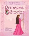 Princess Stories: Real Bible Stories of God's Princesses - Carolyn Larsen, Sergey Eliseev