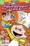 The Powerpuff Girls #45 - Snack Sneak; Moon Over My Townsville - Robbie Busch, Ricardo Garcia Fuentes