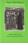 The Early Italian Poets - Dante Gabriel Rossetti, Sally Purcell