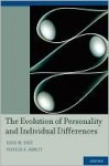 The Evolution of Personality and Individual Differences - David M. Buss, Patricia H. Hawley