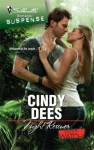 Night Rescuer (Mills & Boon Intrigue) - Cindy Dees