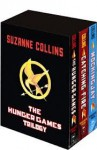 The Hunger Games Trilogy Boxed Set (The Hunger Games) - Suzanne Collins