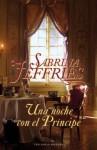 Una noche con el príncipe (Bolsillo (terciopelo)) (Spanish Edition) - Sabrina Jeffries, Rabascall García, Iolanda