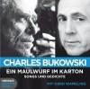 Ein Maulwurf im Karton - Charles Bukowski, Gerd Wameling, Steffen Weßbecher-Newman