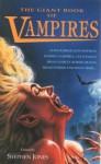 giant book of vampires - Stephen Jones