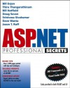 ASP.Net Professional Secrets - Bill Evjen, Thiru Thangarathinam, Bill Hatfield