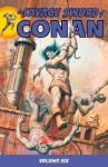 The Savage Sword of Conan, Volume 6 - Roy Thomas, Michael L. Fleisher, Bruce Jones, Joe Chiodo, Tony DeZuniga