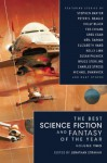 The Best Science Fiction and Fantasy of the Year Volume 2 - Michael Swanwick, Alex Irvine, Theodora Goss, Susan Palwick, Kelly Link, Jeffrey Ford, Jonathan Strahan, Greg Egan, M. Rickert, Elizabeth Hand, Elizabeth Bear, Tony Daniel, Ken MacLeod, Chris Roberson, Daryl Gregory, Ted Chiang, Peter S. Beagle, Nancy Kress, Ted Kosmatka, D