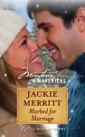 Marked For Marriage (Montana Mavericks) - Jackie Merritt