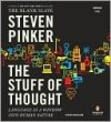 The Stuff of Thought - Steven Pinker, Dean Olsher