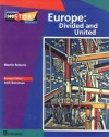 Europe: Divided and United - J.M. Roberts, Martin Roberts