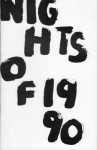 Nights of 1990 - Richard McCann
