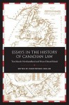 Essays in the History of Canadian Law: Two Islands, Newfoundland and Prince Edward Island - Christopher English