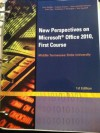 New Perspectives on Microsoft Office 2010, First Course (MTSU Edition) - Ann Shaffer, Patrick Carey, June Jamrich Parsons, Dan Oja, Kathleen T. Finnegan, Roy Ageloff