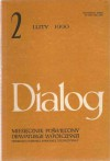 Dialog, nr 2 / luty 1990 - Thomas Bernhard, Wojciech Zimiński, Andrzej Rychcik, Redakcja miesięcznika Dialog