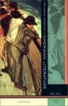 The Norton Anthology of American Literature: 1865-1914 - Nina Baym