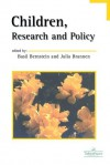 Children, Research and Policy - Basil Bernstein, Julia Brannen