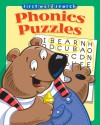 First Word Search: Phonics Puzzles - Brooke Dworkin, Steve Harpster