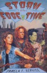 Storm at the Edge of Time - Pamela F. Service