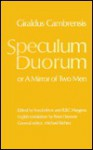 Speculum Duorum, Or, A Mirror Of Two Men - Gerald of Wales, Yves Lefv̈re