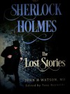The Lost Stories of Sherlock Holmes - June Thomson