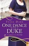 One Dance With a Duke: A Rouge Regency Romance - Tessa Dare