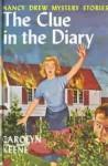 The Clue in the Diary - Carolyn Keene