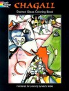 NOT A BOOK Chagall Stained Glass Coloring Book - NOT A BOOK, Marc Chagall, Marty Noble