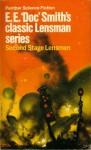 "Second Stage Lensman (The Lensman Series, #5) - E.E. ""Doc"" Smith"