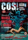 Coś na Progu, nr 8 (Jedyny w Polsce magazyn Weird Fiction) - Edgar Rice Burroughs, Paweł Iwanina
