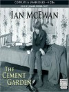 The Cement Garden (MP3 Book) - Ian McEwan, Julian Rhind-Tutt